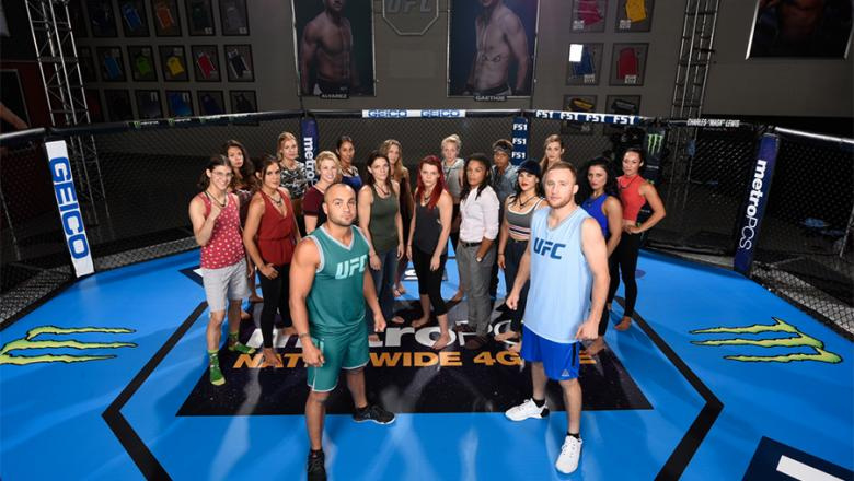 The Ultimate Fighter 26 cast