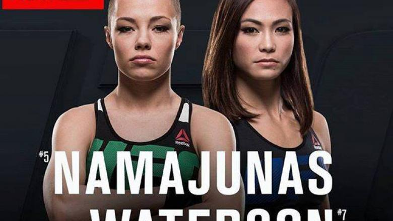 Rose Namajunas vs Michelle Waterson