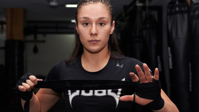 Alexa Grasso in Guadalajara, Mexico. 