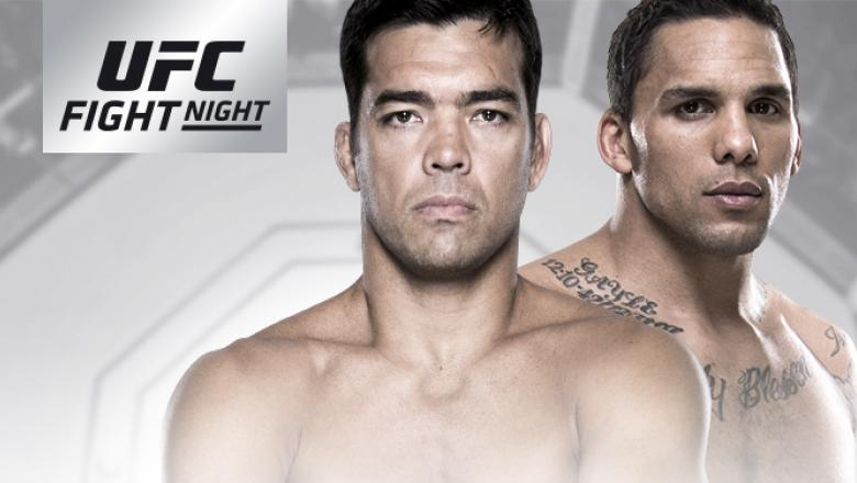 UFC Belem Lyoto Machida vs Eryk Anders