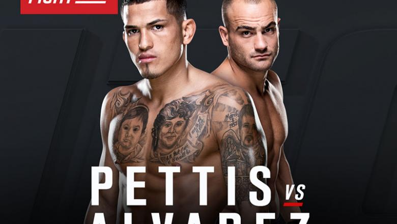 Anthony Pettis vs Eddie Alvarez