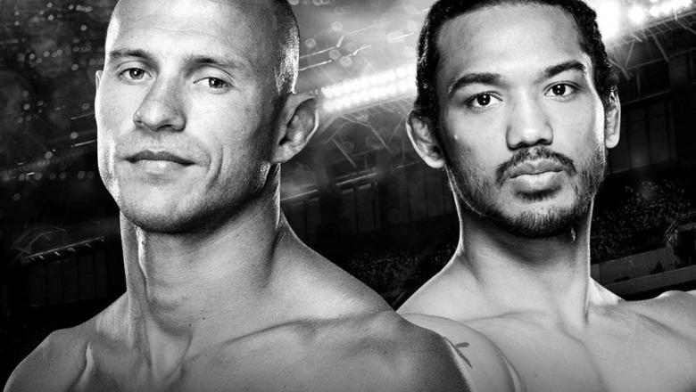 UFC Fight Night Boston Donald Cerrone vs Benson Henderson co-main event