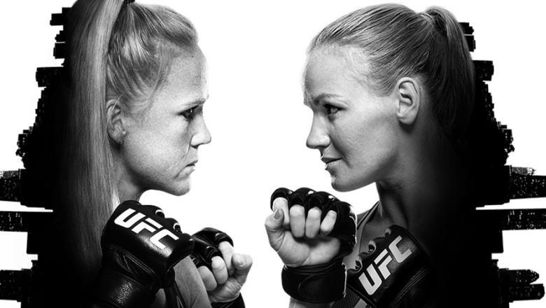 Holly Holm vs Valentina Shevchenko