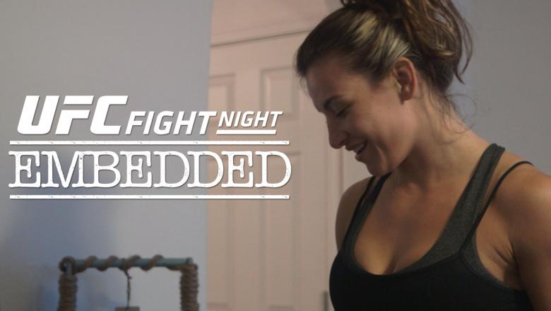UFC Fight Night Chicago Embedded Episode 2