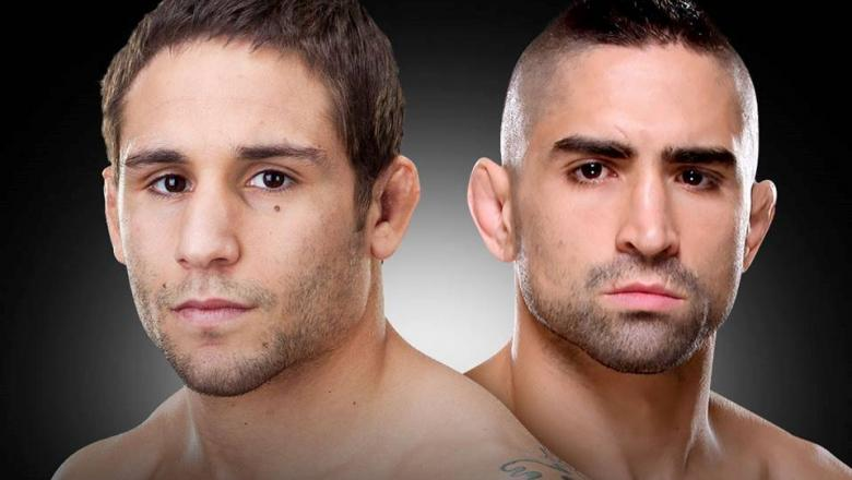 UFC Fight NIght Fairfax Chad Mendes vs Ricardo Lamas
