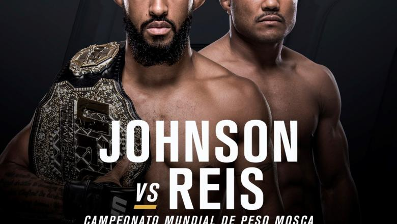 Demetrious Johnson vs Wilson Reis in Kansas City spanish