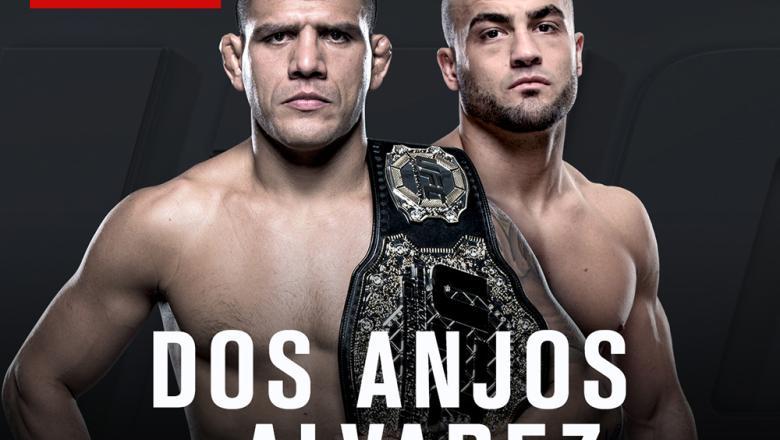 Rafael Dos Anjos vs Eddie Alvarez