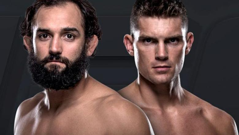 Johny Hendricks vs Stephen Thompson