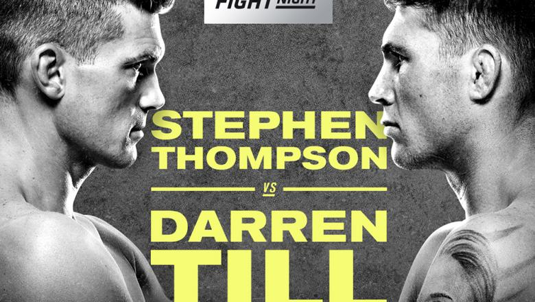 Stephen Thompson vs Darren Till