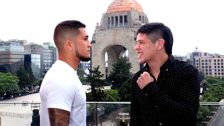 Sergio Pettis vs Brandon Moreno