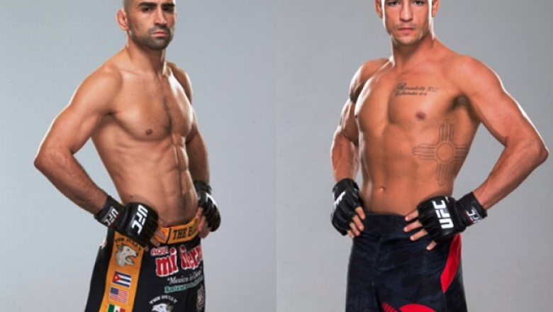Ricardo Lamas vs Diego Sanchez UFC Fight Night Monterrey