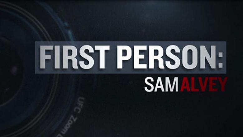 First Person Sam Alvey