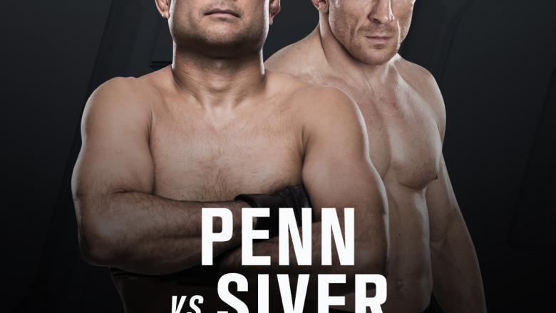 June 25 Oklahoma City BJ Penn vs Dennis Siver