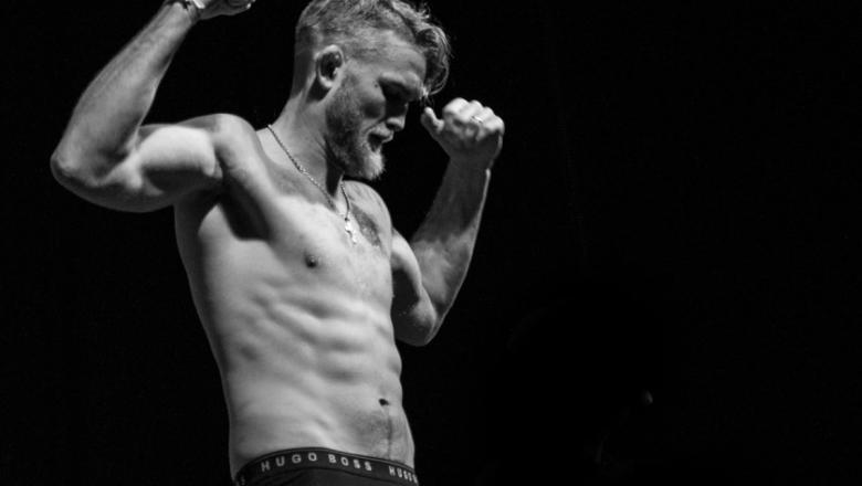 UFC Fight Night Stockholm Alexander Gustafsson weigh inn