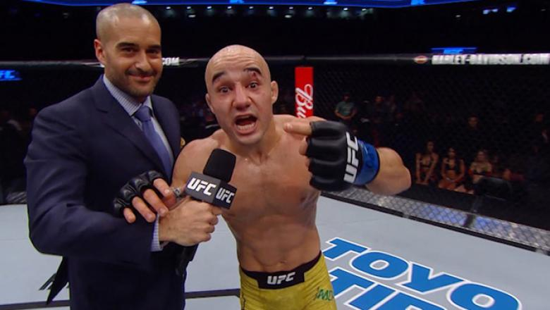 Fight Night Utica: Marlon Moraes - I Will Be Ready For Jimmie