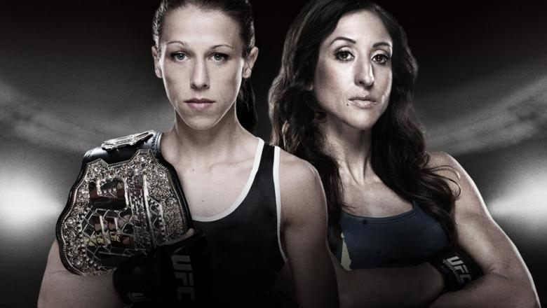 UFC Fight Night Berlin Joanna Jedrzejczyk vs Jessica Penne