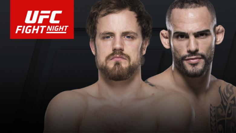 UFC Fight Night: Glasgow July 16 2017 The SSE Hydro Gunnar Nelson vs Santiago Ponzinibbio