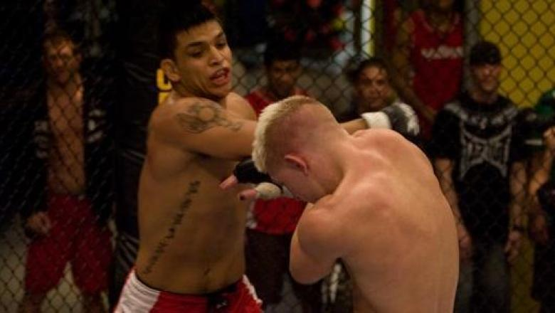 The Ultimate Fighter Episode 12 Efrain Escudero vs Junie Browning