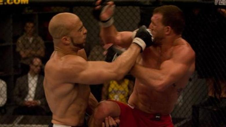 The Ultimate Fighter Episode 11 Ryan Bader vs Eliot Marshall