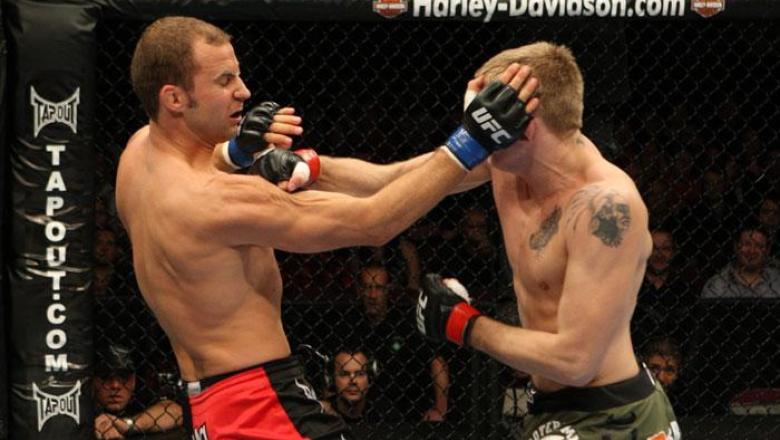UFC 105 Alexander Gustafsson vs Jared Hamman