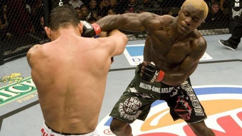 The Ultimate Fighter Finale Melvin Guillard vs Gleison Tibau