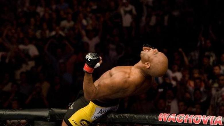 UFC 101 Anderson Silva