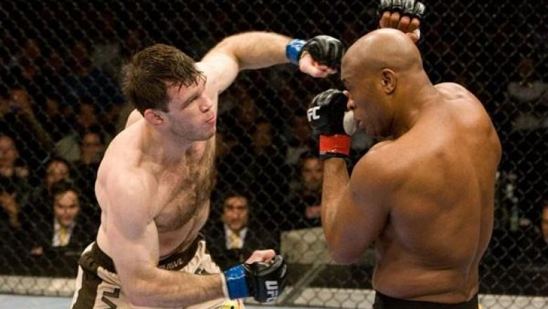 UFC 101 Anderson Silva vs Forrest Griffin