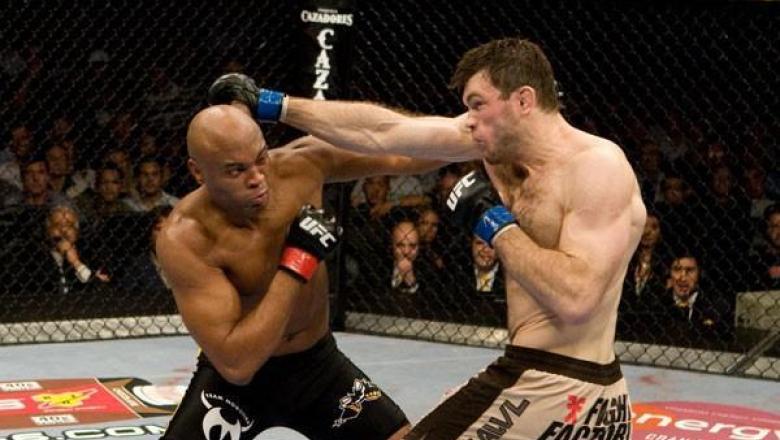 UFC 101 Anderson Silva vs Forrest Griffin