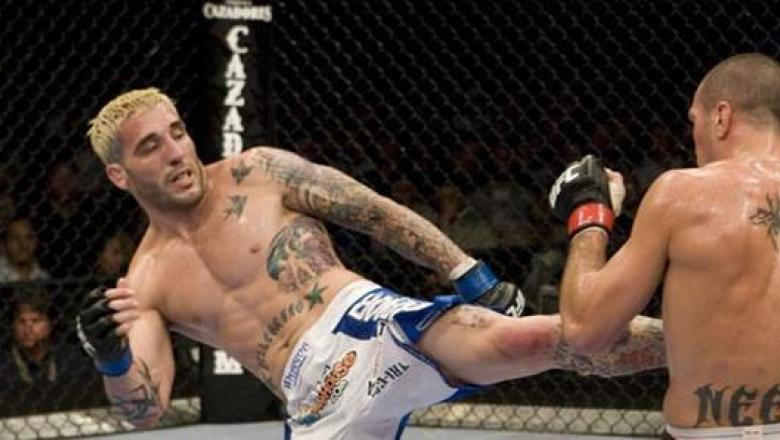 UFC 101 Kurt Pellegrino vs Josh Neer