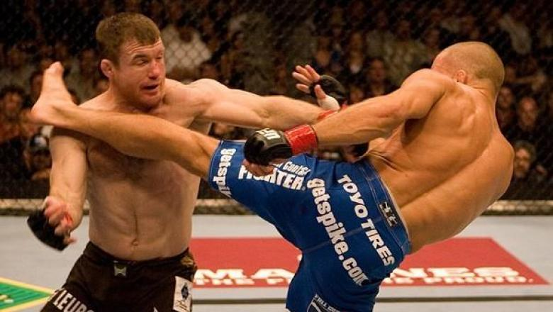 UFC 65 Matt Hughes Vs. Georges St. Pierre