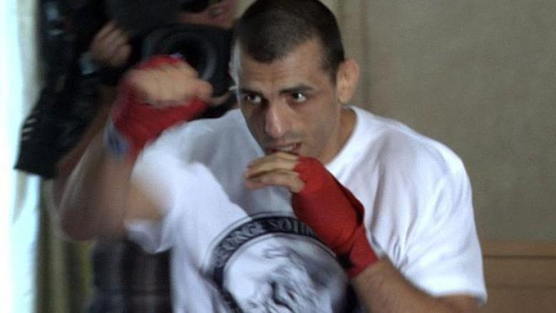 110 George Sotiropoulos Open Workout