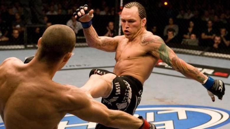 UFC 89 Michael Bisping vs Chris Leben