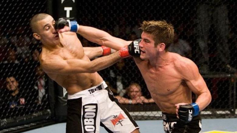 UFC 89 Terry Etim vs Sam Stout