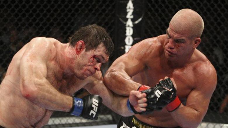 UFC 106 Forrest Griffin vs Tito Ortiz