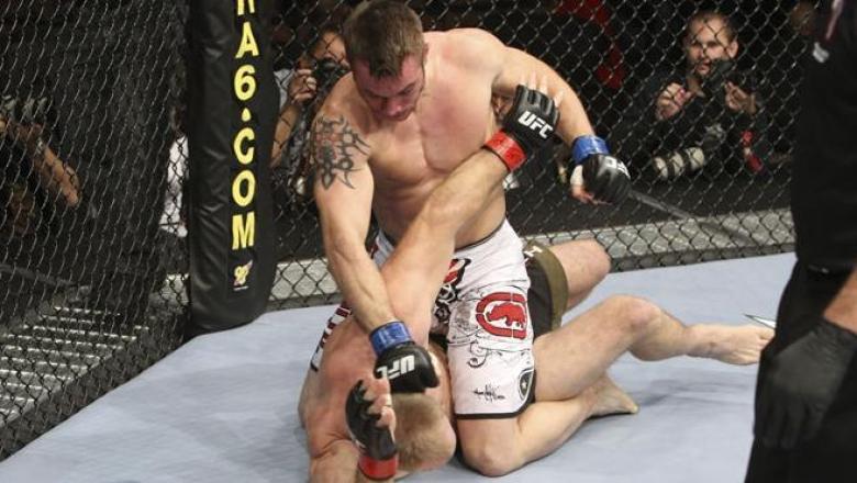 UFC 106 Brian Foster vs Brock Larson