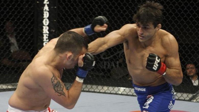 UFC 106 George Sotiropoulos vs Jason Dent