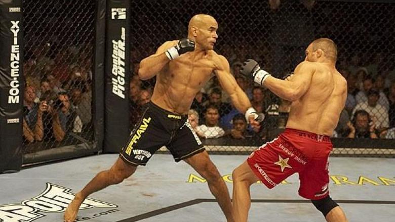 UFC 54 Couture vs Van Arsdale