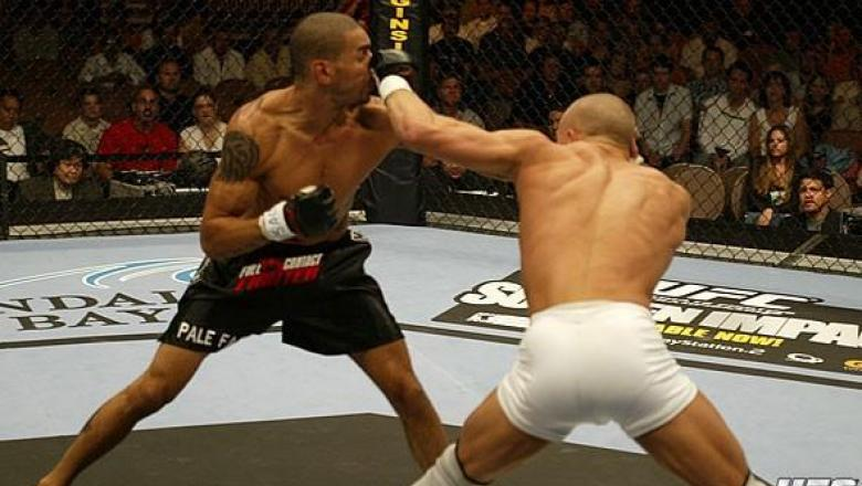 UFC 48 Event St. Pierre vs. Hieron