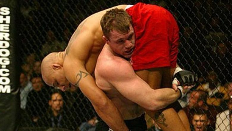 UFC 45 Event Hughes vs. Trigg