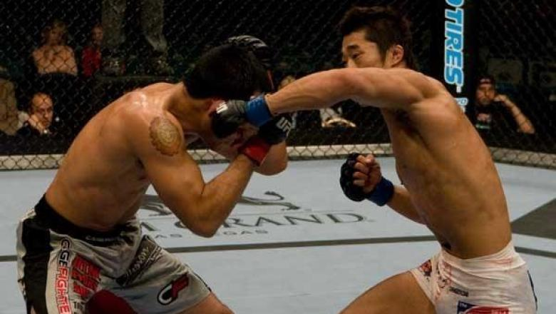 UFC 84 Ill Will Dong Hyun Kim vs Jason Tan