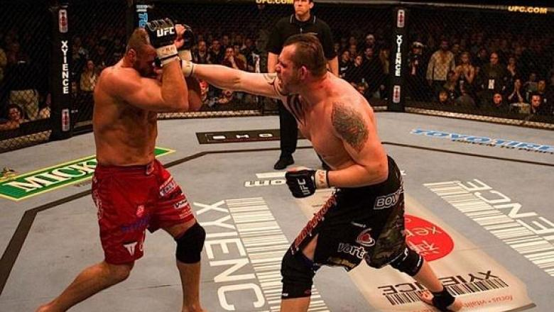 UFC 68 The Uprising Tim Sylvia Vs Randy Couture