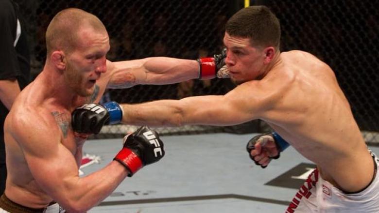 UFC Fight Night Gray Maynard vs Nate Diaz
