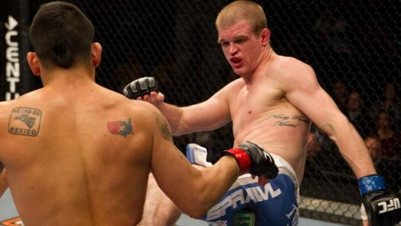 UFC Fight Night Evan Dunham vs Efrain Escudero