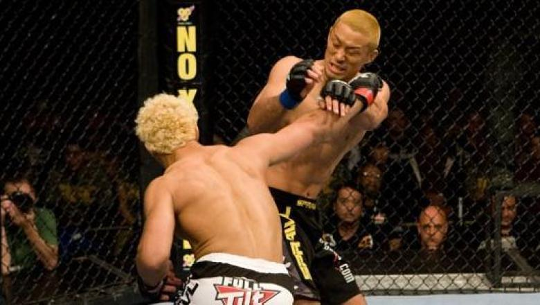 UFC Fight For The Troops Josh Koscheck vs Yoshiyuki Yoshida