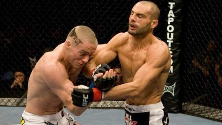 UFC Fight For The Troops Mike Swick vs Jonathan Goulet