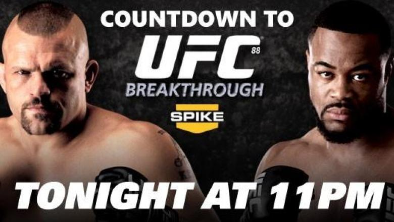 UFC 88 530x370 Countdown Tonight
