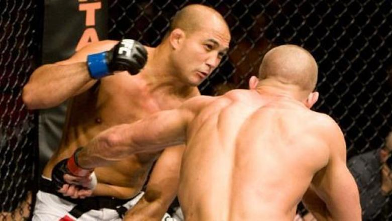 UFC 94 Georges St-Pierre vs BJ Penn