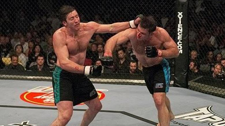 Ultimate Fighter I Griffin vs Bonnar