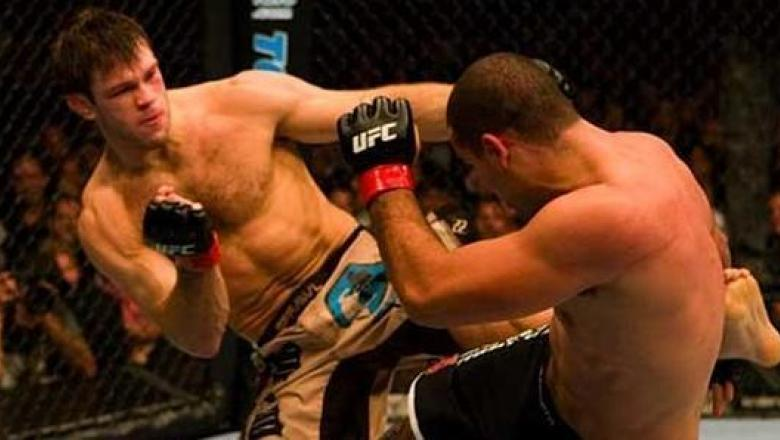 UFC 76 Knockout Forrest Griffin vs Shogun Rua