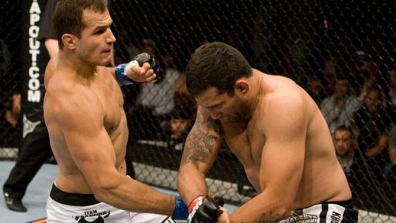 UFC 90 Junior Dos Santos vs Fabricio Werdum